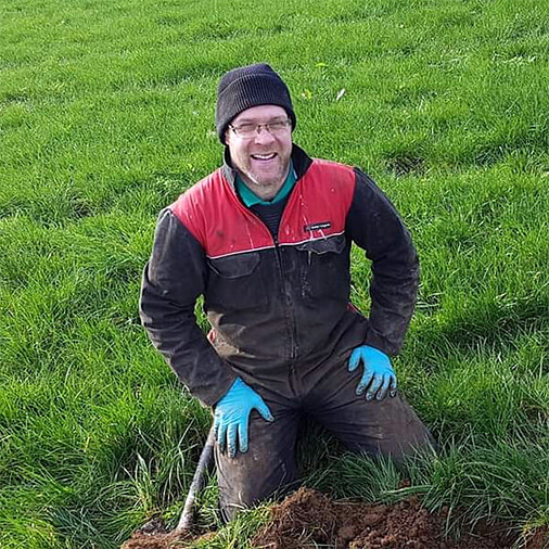 MAY 2020 West Cork dairy farmer - Reducing nitrogen use and improving soil health